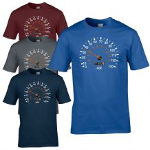 Speedometer 1983 Birthday T-Shirt - Funny Feels Age Year Present Mens Gift